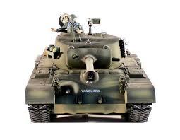 <b>Радиоуправляемый танк TAIGEN</b> M26 Pershing Snow Leopard ...