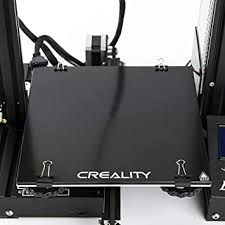 <b>Creality</b> 3D <b>Printer Platform</b> Heated Bed Build Surface: Amazon.in ...