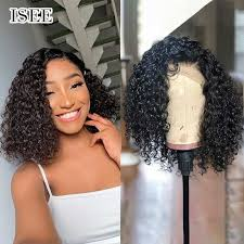 Bob <b>Wigs</b>  Short curly bob lace front <b>wigs</b> from ISEE <b>HAIR</b> iseehair