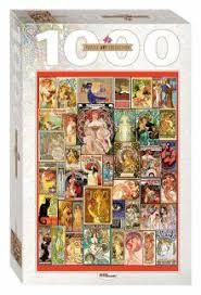 """<b>Step Puzzle</b>-1000 ""Art Nouveau"" (79121)"" купить <b>пазлы</b> ..."