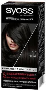 Syoss Color <b>Стойкая крем-краска для</b> волос — купить по ...