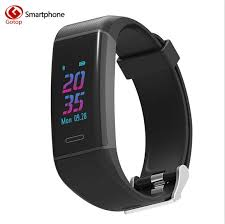 Elephone <b>W7</b> GPS Heart Rate <b>Smart Bracelet</b> Wristband Heart Rate ...