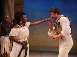 theater review antony and cleopatra vulture