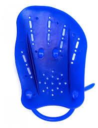 Купить <b>Лопатки</b> для плавания <b>BRADEX SF 0307</b> синий по низкой ...