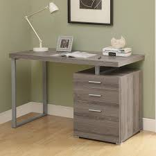 remarkable laptop desks for small spaces with rectangle brown wood laptop desk along three drawer also cheap office desks for home
