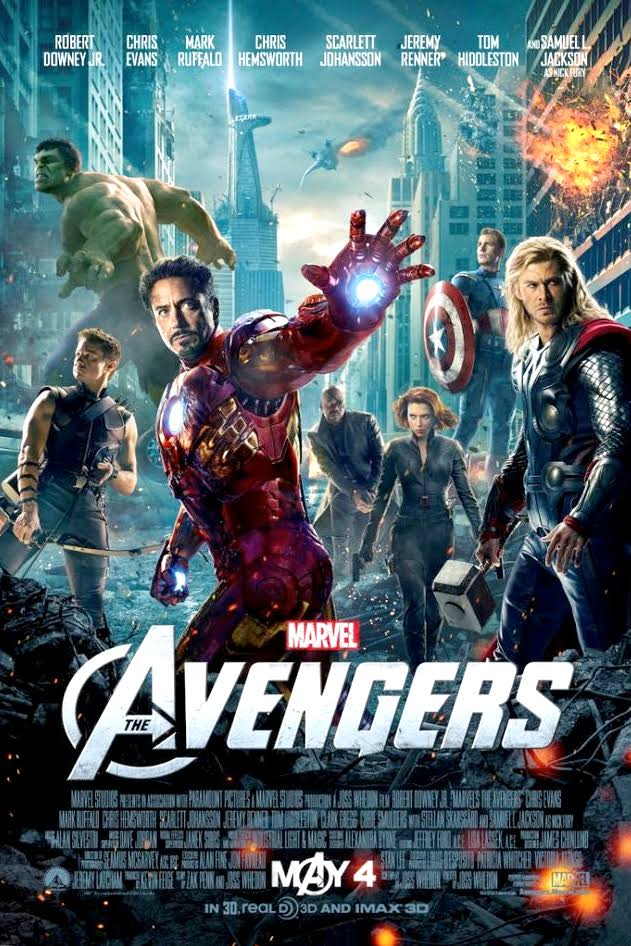 Download The Avengers (2012) Dual Audio {Hindi-English} 480p [450MB] | 720p [1GB] | 1080p [2GB]