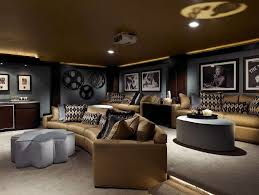 themed family rooms interior home theater:  images about home theaters on pinterest home theater design home theater seating and home theater rooms