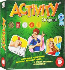 <b>Piatnik Настольная игра Activity</b> Original — купить в интернет ...