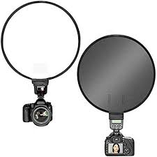 ELECTROPRIME <b>40Cm Round</b> Universal Portable Speedlight ...