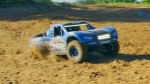 Traxxas Unlimited Desert <b>Racer</b>   <b>New</b> Graphics and LED Light Kit ...