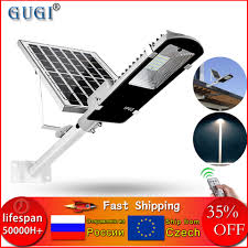 Led Solar Street Light Waterproof <b>Outdoor Solar Light 100W</b> Led ...