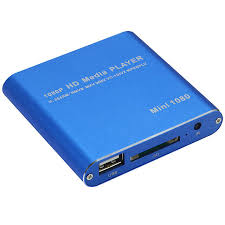 <b>Us Plug Mini Car</b> Hdd Media Player Adapter Hdmi Av Usb Host With ...