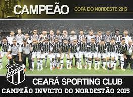 Resultado de imagem para time do ceara 2015 CAMPEÃO
