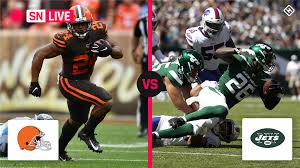 Browns vs. Jets: Live score, updates, highlights from 'Monday Night ...