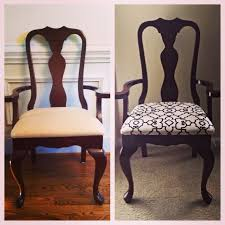 dining room chairs gorgeous chair transformation