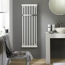 <b>Zehnder Charleston Bar</b> Heated Towel Rail | www.warmrooms.co.uk