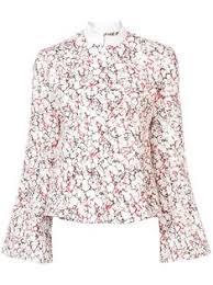 Natasha Zinko houndstooth <b>cropped</b> blouse in 2019 | <b>Korean</b> Style ...