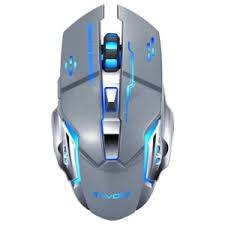 Gaming <b>Mouse T</b>-<b>Wolf Q13</b> | LED Light | Wireless Connection