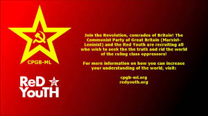 Image result for CPGB-ML LOGO