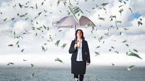 Resultado de imagen de lluvia dinero