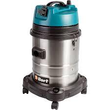 Строительный <b>пылесос BORT BSS-1440-Pro</b> серый, отзывы ...