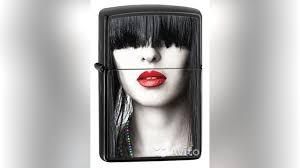 <b>Зажигалка Zippo</b> 28536 <b>Red Lips</b> купить в Москве | Хобби и отдых ...