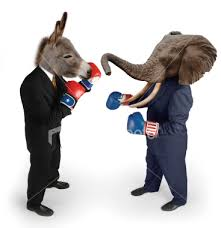 Can Republicans and Democrats be friends?