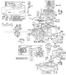 briggs and stratton 92900 series parts list and diagram click to close