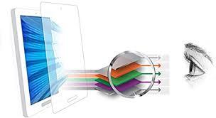 iPad 9.7 Anti Blue Light Tempered Glass Portector ... - Amazon.com
