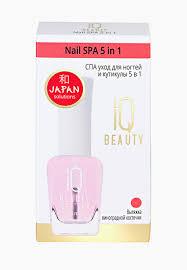 Средство для <b>ногтей</b> и кутикулы IQ Beauty <b>СПА уход</b>, 12,5мл ...