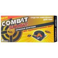 Купить средства против насекомых <b>combat</b> в интернет-магазине ...