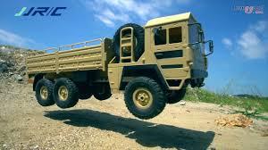 JJRC Q63 1/16 <b>2.4G</b> 6WD Off-Road Military <b>Truck Crawler RC</b> Car ...