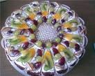 Украшение фруктов в домашних условиях фото