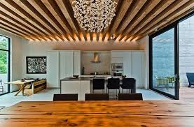 kitchen lighting options wooden beams ceiling in the kitchen ceiling lighting options
