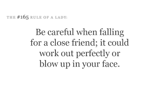 Falling For A Friend Quotes. QuotesGram via Relatably.com