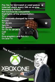 Collection of Xbox One Memes | FM Observer Fargo Moorhead Satire ... via Relatably.com