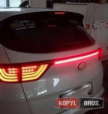 <b>LED вставка между задних</b> фонарей для Kia Sportage KX5 Mk4 ...