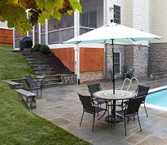 working creating patio: at ogradys landscape we design build and install custom hardscapes in northern virginia working closely with each client to create the perfect design