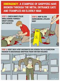 black friday emergency survival guide collegehumor post black friday emergency survival guide