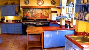 new mexico home decor:  images about mexican kitchen ideas styles colors on pinterest mexican style mexican style kitchens and tile
