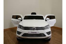 Детский <b>электромобиль Volkswagen Touareg Jiajia</b> 8130023-2AR ...
