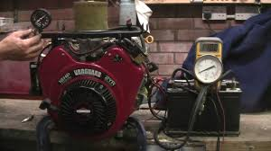 briggs stratton v twin vanguard engine 18hp oil cylinder briggs stratton v twin vanguard engine 18hp oil cylinder pressure charging checks