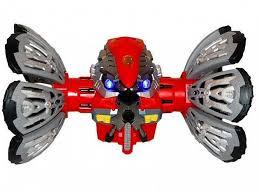 <b>Радиоуправляемый робот Samewin</b> Bakugan Plazmoid - 8888 ...
