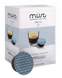 Кофе в капсулах <b>MUST</b> Deca (16 шт.) — купить по выгодной цене ...