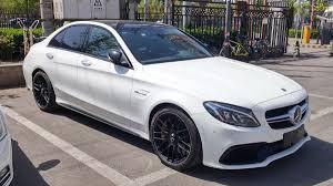 File:<b>Mercedes</b>-<b>Benz C</b>-<b>Class W205</b> 63 AMG S 01 China 2016-04-<b>14</b> ...