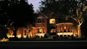 Outdoor Lighting Artistic Outdoor Lighting Chicago Landscape Lighting Company
