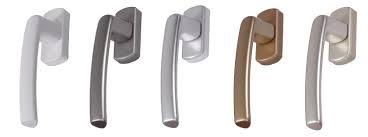 <b>Оконные ручки MACO HARMONY</b> - стильный внешний вид и ...