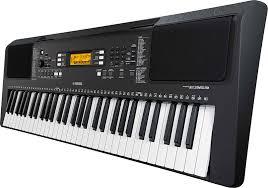 <b>Yamaha PSR</b>-E263 и <b>PSR</b>-<b>E363</b> – портативные клавишные ...