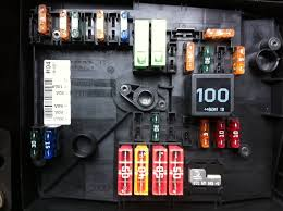 vw crafter fuse box diagram vw wiring diagrams