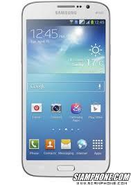 Samsung Galaxy Mega 5.8 สมาร์ทโฟนรองรับ 2 ซิมการ์ด หน้าจอ 5.8 นิ้ว ...